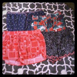 Mossimo soft shorts bundle